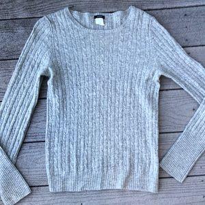 J. Crew wool/cashmere sweater